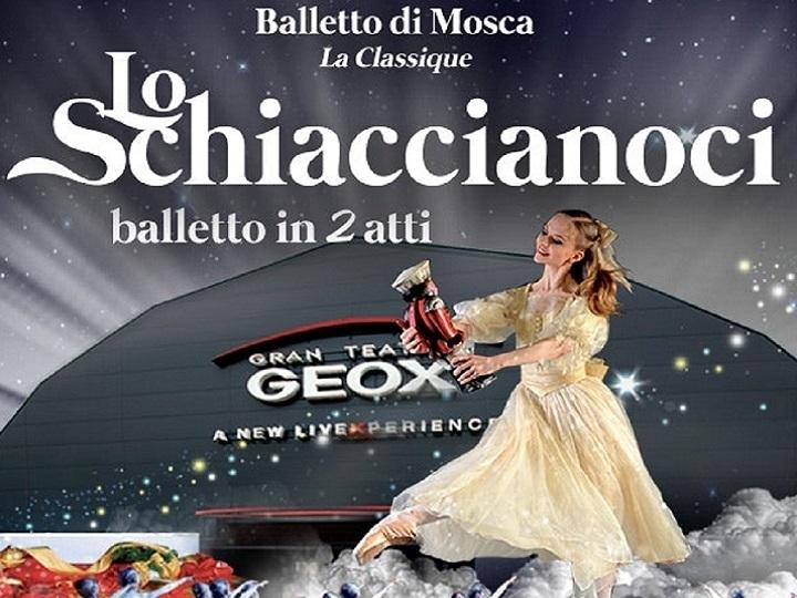 Natale 2017 Spettacolo Schiaccianoci Teatro Geox Padova Foto